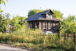 The Last Moscow Village: Terekhovo