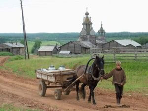 Authentic Russia: The Village of Kimzha