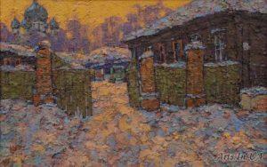 Vladimir region art: Sergei Kremnev