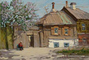 An Artist from Samara: Nikolai Lukashuk