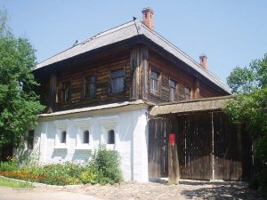 The unique hotel/museum in Suzdal: the Likhonin house
