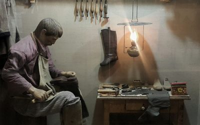Craftsmanship in Russia: The Shoemaking Museum in Kimry