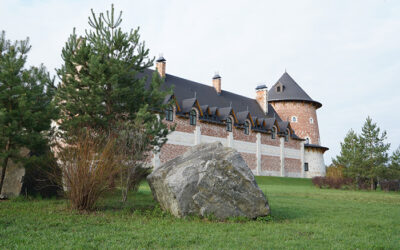 A French chateau in the Russian provinces? Try La Ferme de Reve